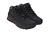 Ботинки мужские зимние Restime чёрные, нубук, размеры в наличии ► [ 42 43 44 45 46 ], фото 2