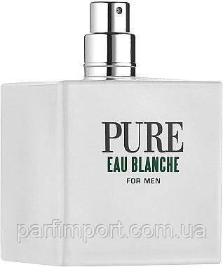 Pure Eau Blanche Pour Homme EDT 100 ml Tester  туалетная вода мужская (оригинал подлинник  Франция)