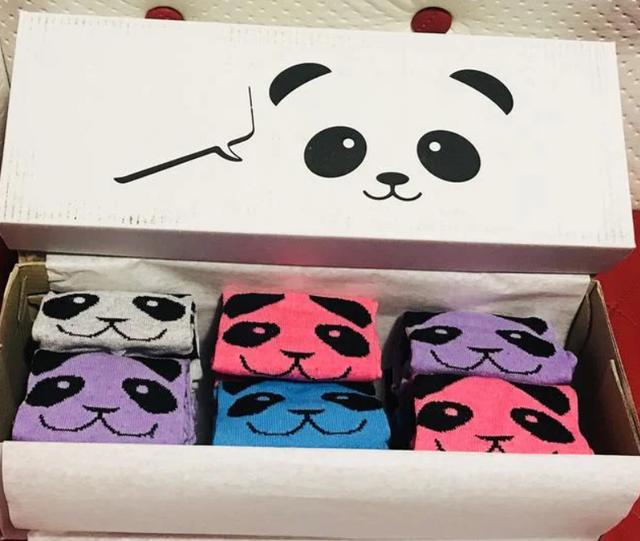 подарочный набор носков для женщин