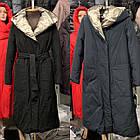 Фірмовий Пуховик Snow Beauty Фабричний Китай Прямі поставки Великі Розміри у наявност, фото 9
