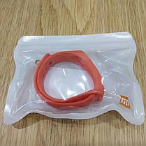 Ремешок для Фитнес-Трекера,  XIAOMI MI BAND 3 / 4 одноцветный - Red - Красный, фото 2