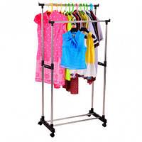 Стойка для одежды напольная Double Pole до 30 кг