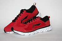 Фирменные  мужские кроссовки Li-ning100% оригинал 41 - 42 р.