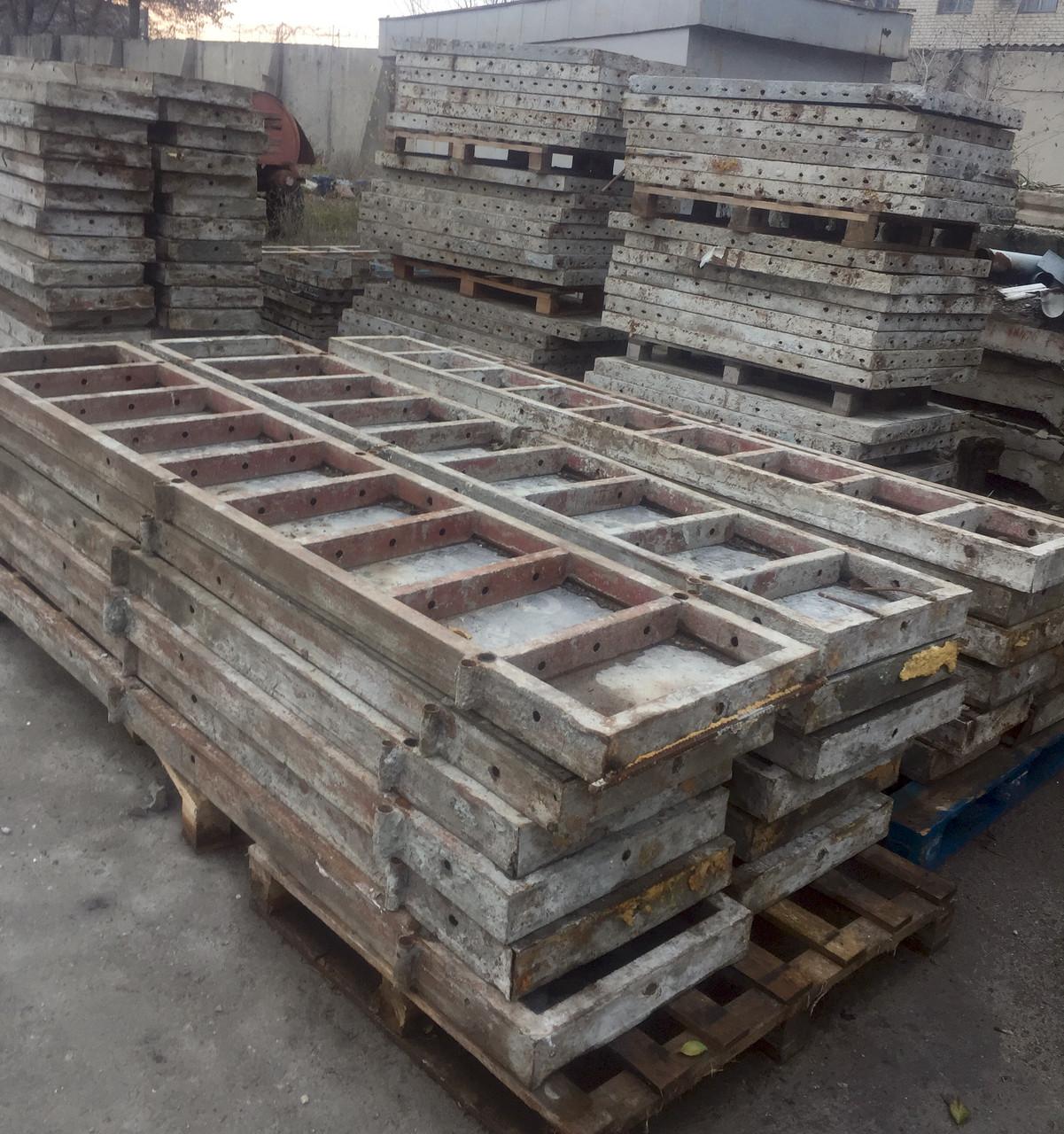 Купить опалубку для бетона бу как приготовить бетонную смесь в бетономешалке