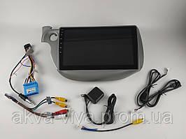 Штатная Магнитола Honda FIT 2008-2011 на базе Android 8.1 Экран 10дюймов Память 1/16 Гб