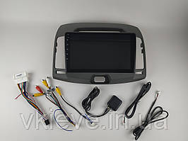Штатная магнитола Hyundai Elantra 2008-2010г.на базе Android 8.1 Экран 9 дюймов Память 1/16 Гб