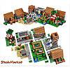 """Конструктор """"Деревня"""" Bela Minecraft 10531 1622 деталей, фото 2"""