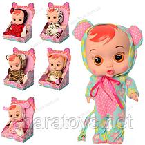 Кукла CRB в пижаме музыкальная