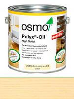 Масло с антискользящим эффектом Osmo HARTWACHS-ÖL Anti-Rutsch 0,125 L Бесцветное шелковисто-матовое R11 Anti-Rutsch Extra 3089 (4006860882229)