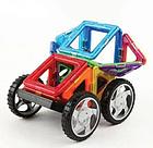 Детский магнитный конструктор Magical Magnet на 48 деталей, фото 3