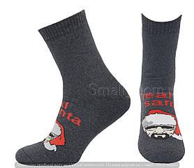 Зимові чоловічі махрові шкарпетки