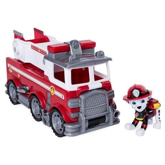 Щенячий патруль: спасательный автомобиль с водителем Маршал SM16702/1525 Spin Master