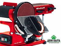Станокшлифовальный ленточно-дисковый Einhell TC-US 400