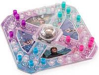 Настольная игра с кнопкой «Холодное сердце» (мини) SM98283/6033079 Spin Master