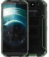 """Смартфон Blackview BV9500 Plus 4/64Gb Green, 16+0.3/13Мп, 5,7"""" IPS, 2SIM, IP68, 4G, 10000мА, Helio P70, фото 1"""