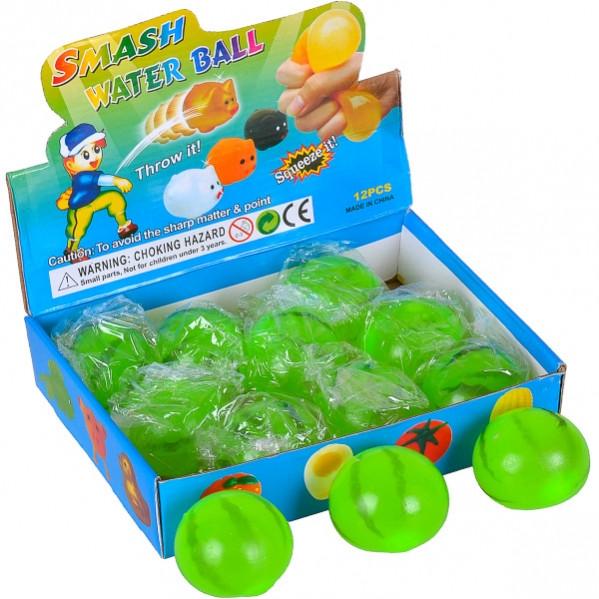 Игрушка «Лизун» арбуз