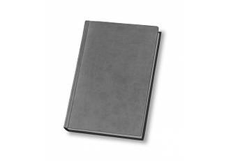 Щоденник напівдатований, A5, Vivella, сірий