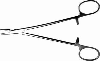 И-10-1 Иглодержатель общехирургический 160 мм