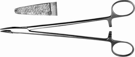 І-10-2 Голкотримач общехирургический 200 мм