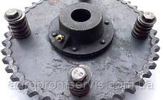 Звезда шнека выгрузного комбайн СК-5 НИВА 34-6-2-1БТ, фото 3