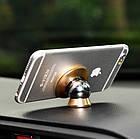 [ОПТ] Магнитный автомобильный держатель для телефона с логотипом BMW, фото 6