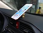 [ОПТ] Магнитный автомобильный держатель для телефона с логотипом BMW, фото 7