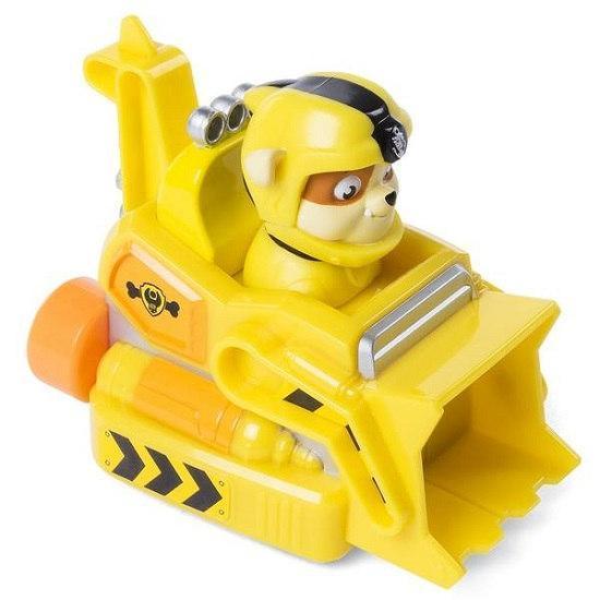Щенячий патруль:  спасательный бульдозер Крепыша Морской патруль SM16605-28  Spin Master