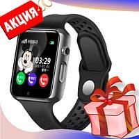 Умные часы Smart Watch G98, часы смарт вач G98 электронные умные часы, реплика, качество! черные