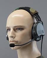 Навушники MSA Supreme Mil CC Green Nexus Headband мікрофон, наголов'я