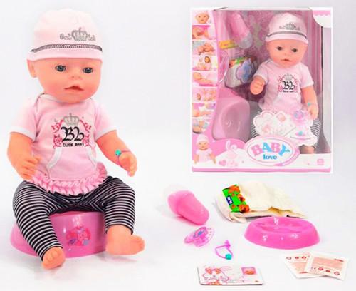 Кукла Пупс BL010D