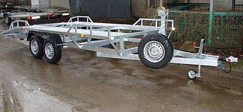 Прицеп для автомобилей AB-4721 (автовоз, автолафет)