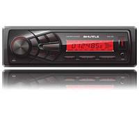 Автомагнитола Shuttle SUD-335 USB/SD 1 Din Black/Red