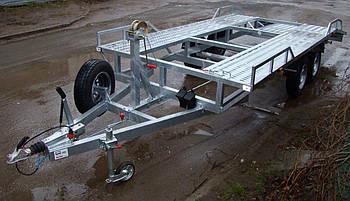 Прицеп для автомобилей AB-5122 (автовоз, автолафет)
