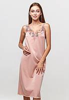 Женское платье, ORA 20052/4 нежно-розового цвета