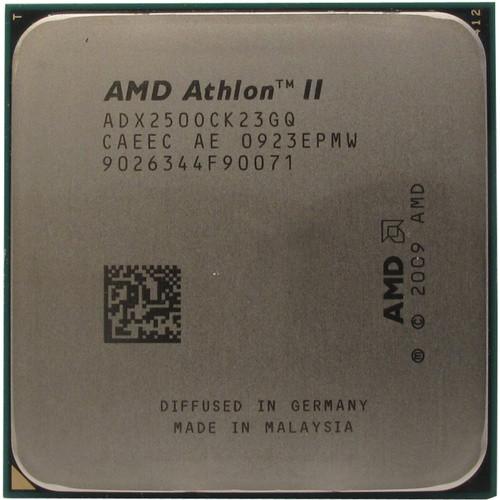 Процессор, AMD Athlon II X2 250, 2 ядра, 3.0 гГц