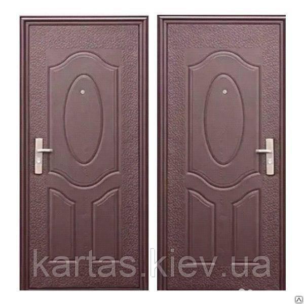 Входная дверь «Эконом» Е40М Kaiser