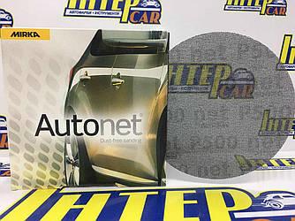 Круг шлифовальный Mirka СЕТКА Autonet (Автонет) 150 мм Р500