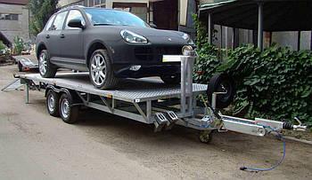 Прицеп для автомобилей AB-6022 (автовоз, автолафет)