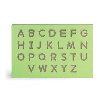 Деревянная доска Viga Toys Написание заглавных букв (50857)