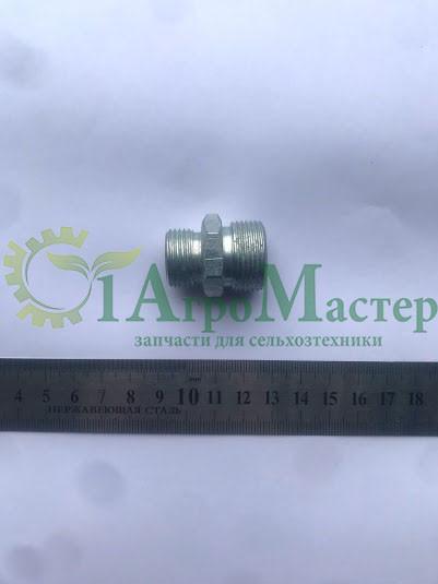 Штуцер переходной S30-S24 (М24х1.5-М20х1.5) гр.S24