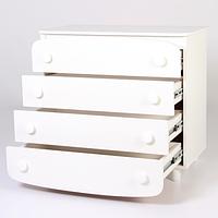 Комод Верес 900 ДСП (цвет: белый)  Дополнительные опции      добавить пеленальный блок 50*70 см (+465грн)добав