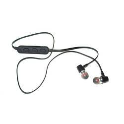 Беспроводные Bluetooth наушники SQ-BT08 с микрофоном Черный