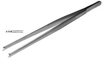 ПМ-10 (П-325)  Пинцет хирургический общего назначения 250 мм