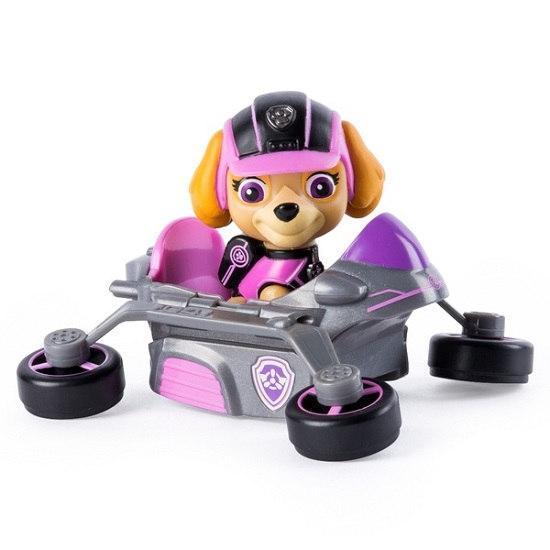 «Щенячий патруль»: спасательный мини автомобиль с фигуркой Скай (Тайная миссия) Spin Master