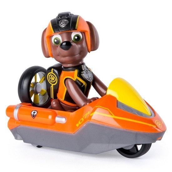 «Щенячий патруль»: спасательный мини автомобиль с фигуркой Зума (Тайная миссия) Spin Master