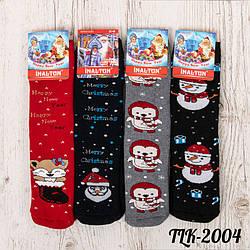 Носки женские махровые новогодние 36-40 INALTUN (Турция) TLK-2004