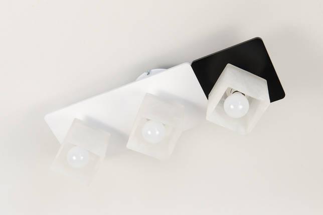 Люстра потолочная Тетрис 0803-8, фото 2