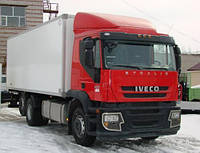 Грузоперевозки изотермическими фургонами по Украине
