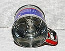 Кружка-сито для муки с силиконовой ручкой 500 г GA Dynasty 13007, фото 4