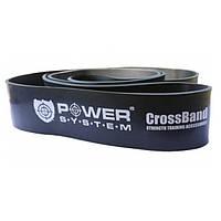 Резина для тренировок CrossFit Level 5 Black PS (4055 (145125)